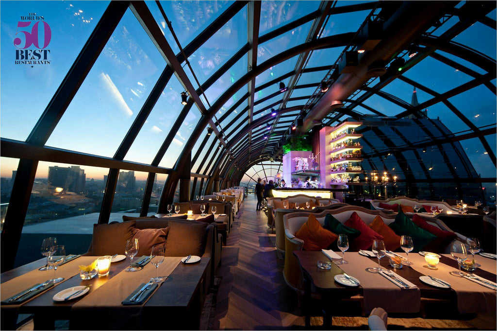 Lighting Tip :: World top 50 RestaurantLighting