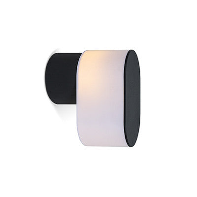 DOCK-W-GY Wall lamp - Lamptitude