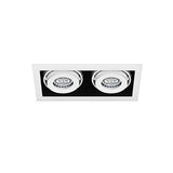 GU10-BOX-2 Downlight - Lamptitude