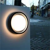 HOLES 3351-GR Outdoor lamp - Lamptitude