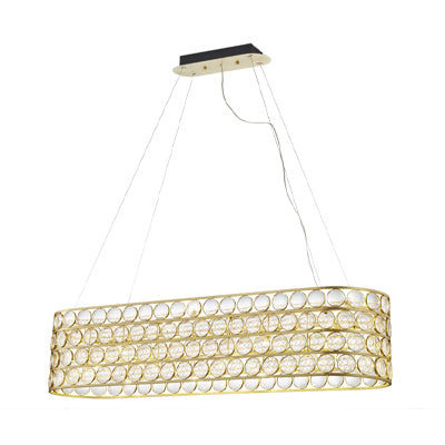 MD10865-4L-1500T Hanging lamp - Lamptitude