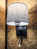 ROOB-LED-W Wall lamp - Lamptitude