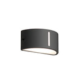 WALL I 3304-GR Outdoor lamp - Lamptitude