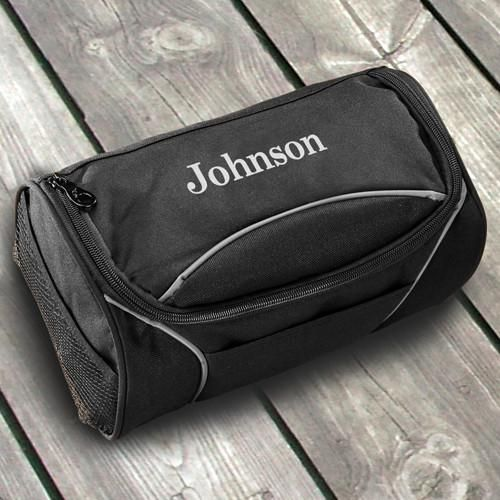 Personalized Clever Canvas Travel Bag