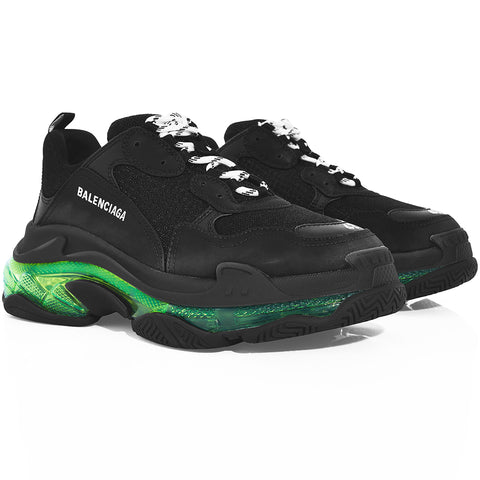 Clear Sole Triple S Sneaker