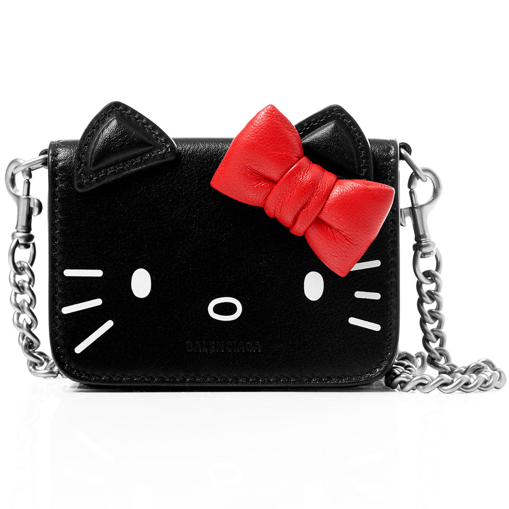 Hello Kitty Mini Wallet w/ Chain