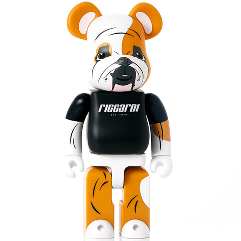 Riccardi Baxter 100% and 400% Be@rbrick Set