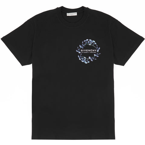Floral Wreath Logo Tee