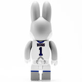 Riccardi Medicom Toy Space Jam Tune Squad Bugs Bunny Rabbit Rabbrick Be@rbrick Bearbrick Be@rbricks Bearbricks 100 100% 400 400% Set back
