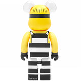 Despicable Me 3 Mel Minion 400% Be@rbrick