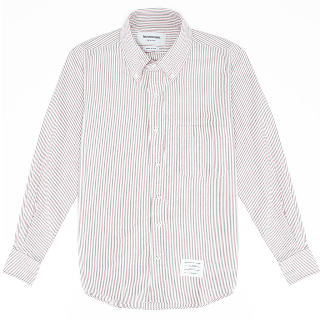 University Striped Oxford Shirt