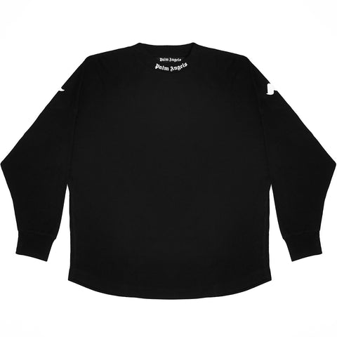 Long-Sleeved Logo Tee