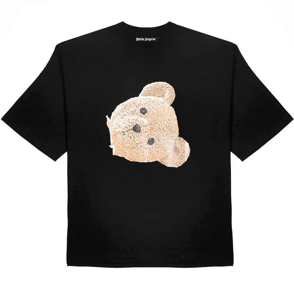 Riccardi Palm Angels Beheaded Decapitated Teddy Bear Tee