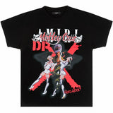 Riccardi Mike Amiri Dr Doctor Feelgood Motley Crue Album Logo Tee