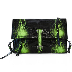 Lightning Clutch Bag
