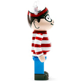 Riccardi Medicom Toy Where's Waldo Wally 400 400% Be@rbrick Bearbrick side