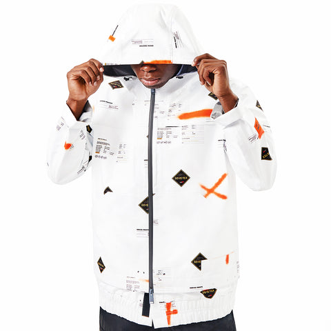 Gore-Tex Windbreaker