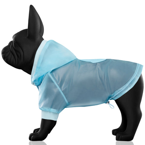 Moncler & Poldo Dog Couture Mantellina Raincoat