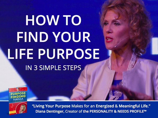 How to Find Your Life Purpose in 3 Simple Steps