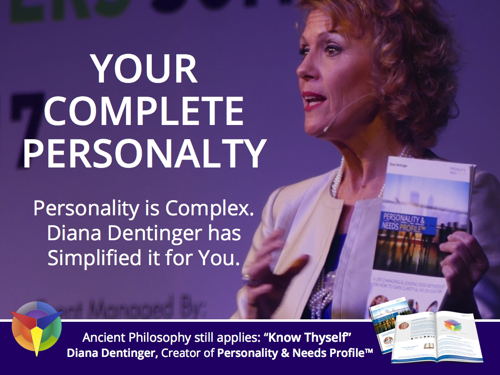 How Complex is Your Personality? Now it is Simple!