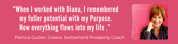 Testimonial for Your Life Your Way Coaching with Diana Dentinger