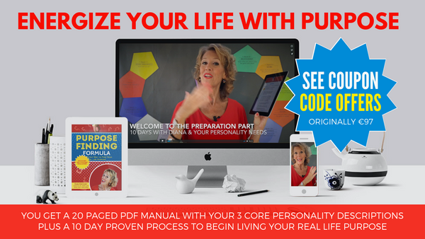 SPECIAL OFFER Your Purpose Finding Formula