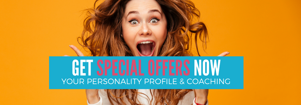 SPECIAL OFFERS ON PERSONALITY PROFILES