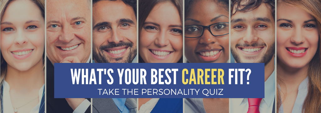Career Quiz for Best Personality Fit for Success