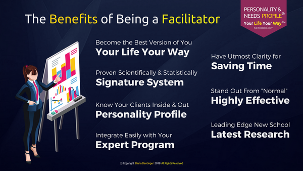 Your Life Your Way Facilitator Certification with Diana Dentinger