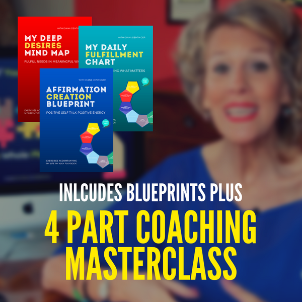 04. SPECIAL OFFER Your Life Your Way PLUS Package & 5 Part DIY Masterclass with Diana