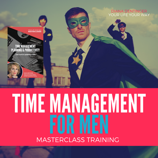 Masterclass Training on Time Management for Men