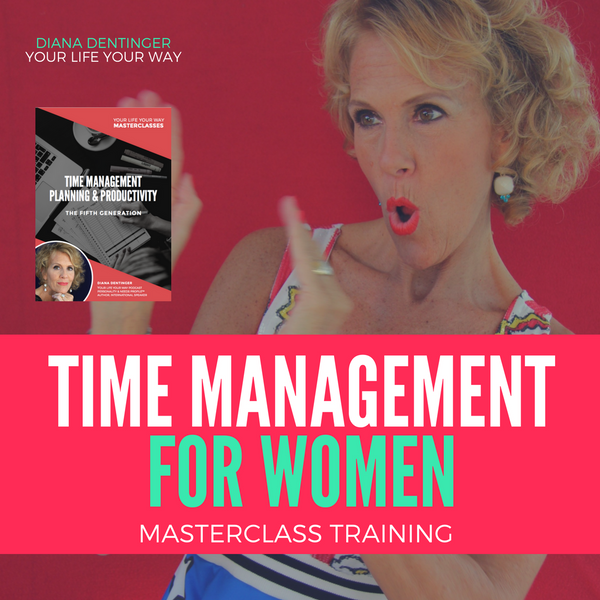 Masterclass Training on Time Management for Women