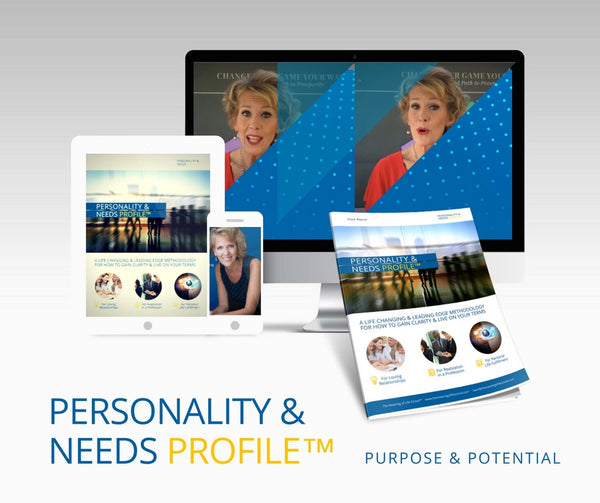 02. Personality & Needs Profile™ (DIY LEARNING)