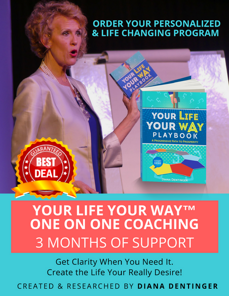 03. Your Life Your Way ONE ON ONE Coaching for 3 Months of Profound Self Awareness