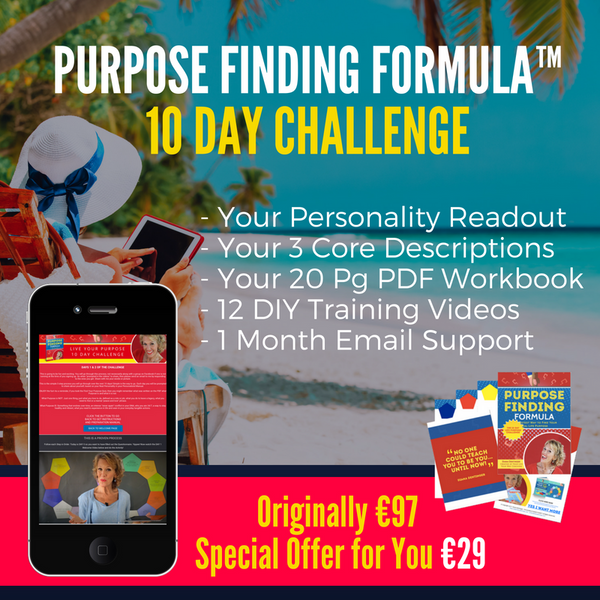 01. Purpose Finding Formula - Know & Live Your Real Reason to Be