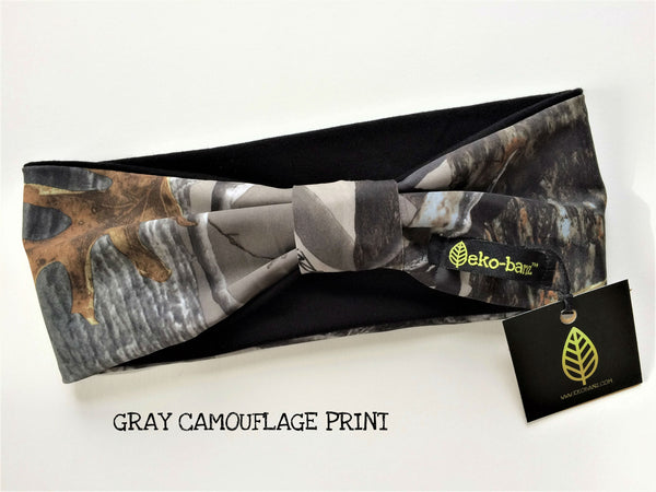 Camouflage Head-banz  in 4 shades