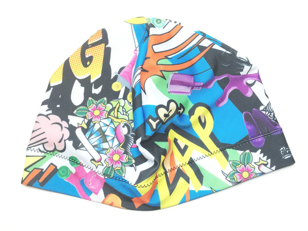 Graffiti Print Hat