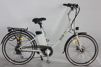 Green Bike USA GB2 electric bike  - Aluminum Frame Beach Cruiser