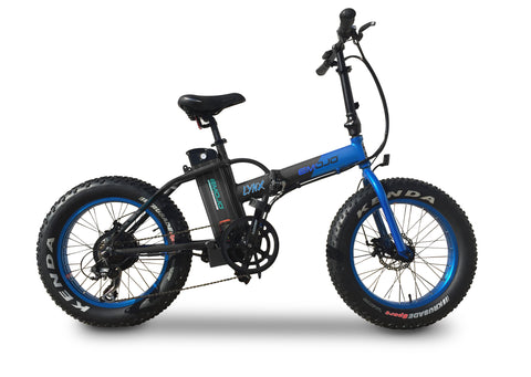 EMOJO Lynx Folding Electric Bicycle Fat Tire 36V 500W