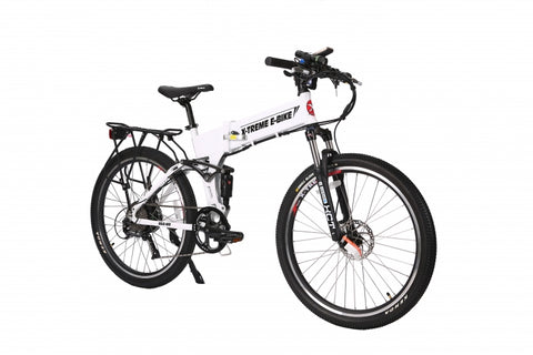 X-Treme Baja Folding Electric Bike 48V 500W - Electro Pedal