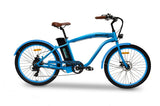 E-MOJO Hurricane Beach Cruiser Electric Bike - Electro Pedal