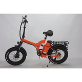 Green Bike USA GB500 Fat Tire Folding Electric Bike - Electro Pedal