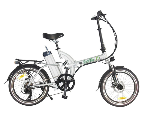 Green Bike USA GB500 Folding Electric Bike