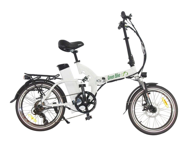 Green Bike USA GB500 Folding Electric Bike - Electro Pedal