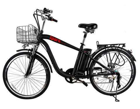 Nakto Camel Lithium Powered Electric Bike
