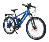 X-Treme Rubicon 48V 500W Electric Bike - Electro Pedal