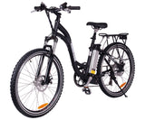 X-Treme Trailclimber Electric Mountain Bike- Step Through Frame and Lithium Battery