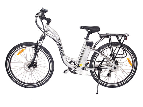 X-Treme Trailclimber Elite Step Through Electric Bike