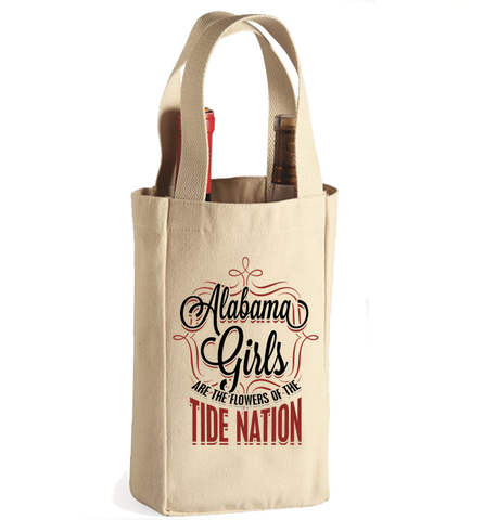 Alabama Girls Winebag