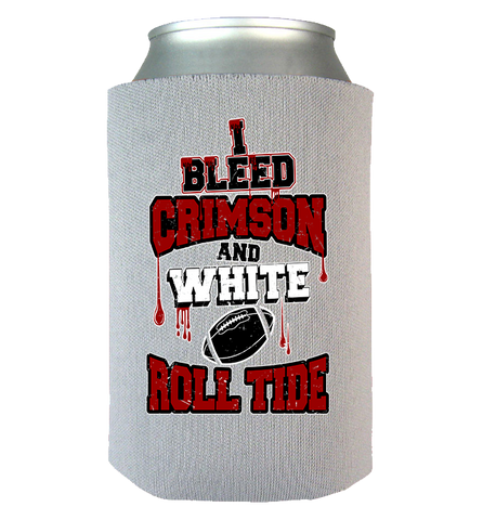 I Bleed Crimson and White Canwrap